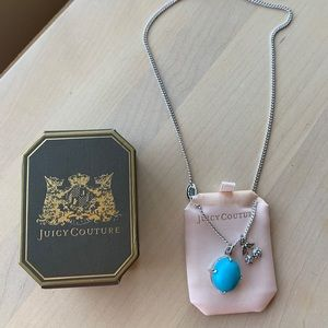 JUICY COUTURE // brand new necklace